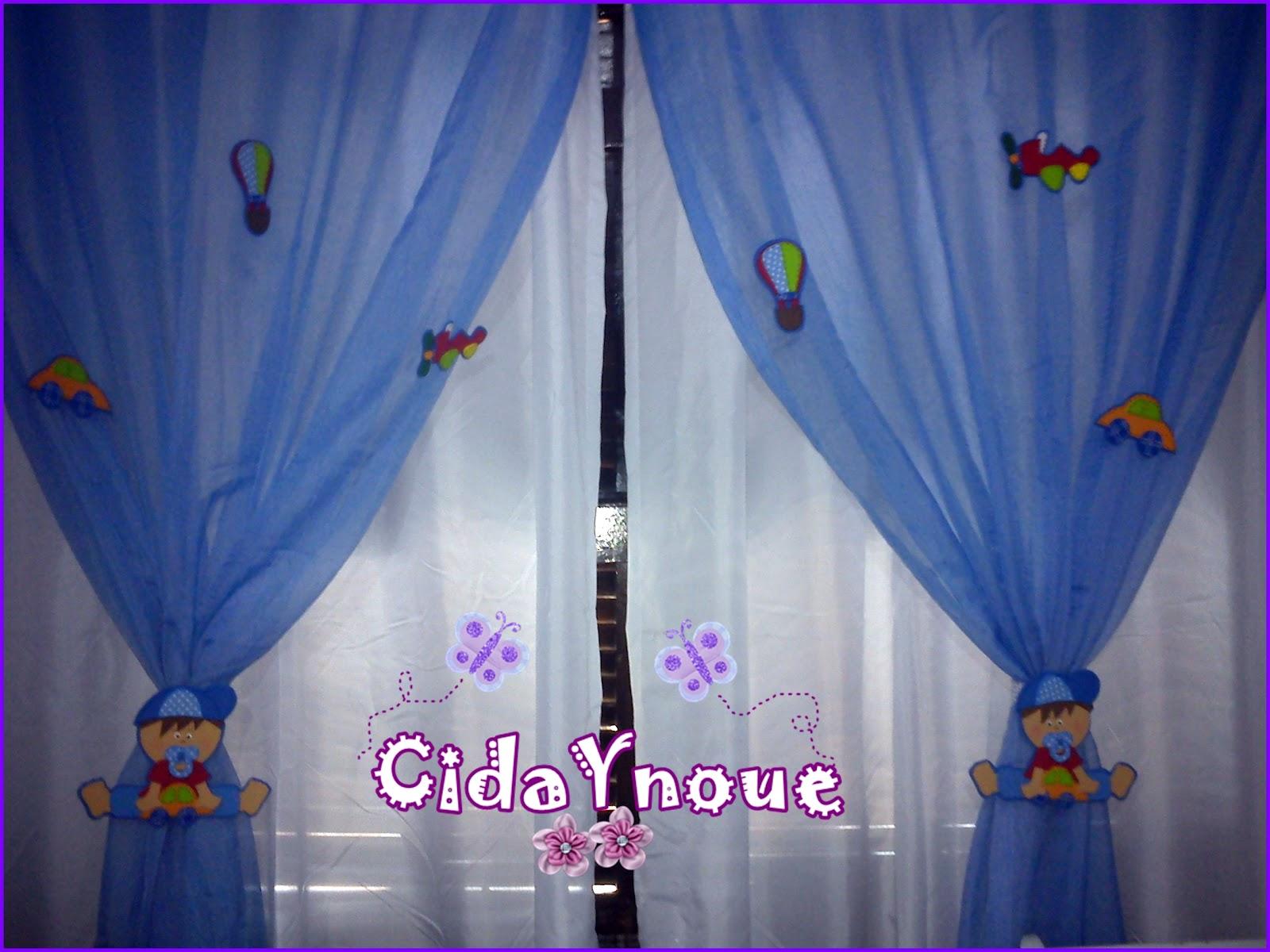 Cida ynoue aplique para cortina em eva - Apliques para cortinas ...