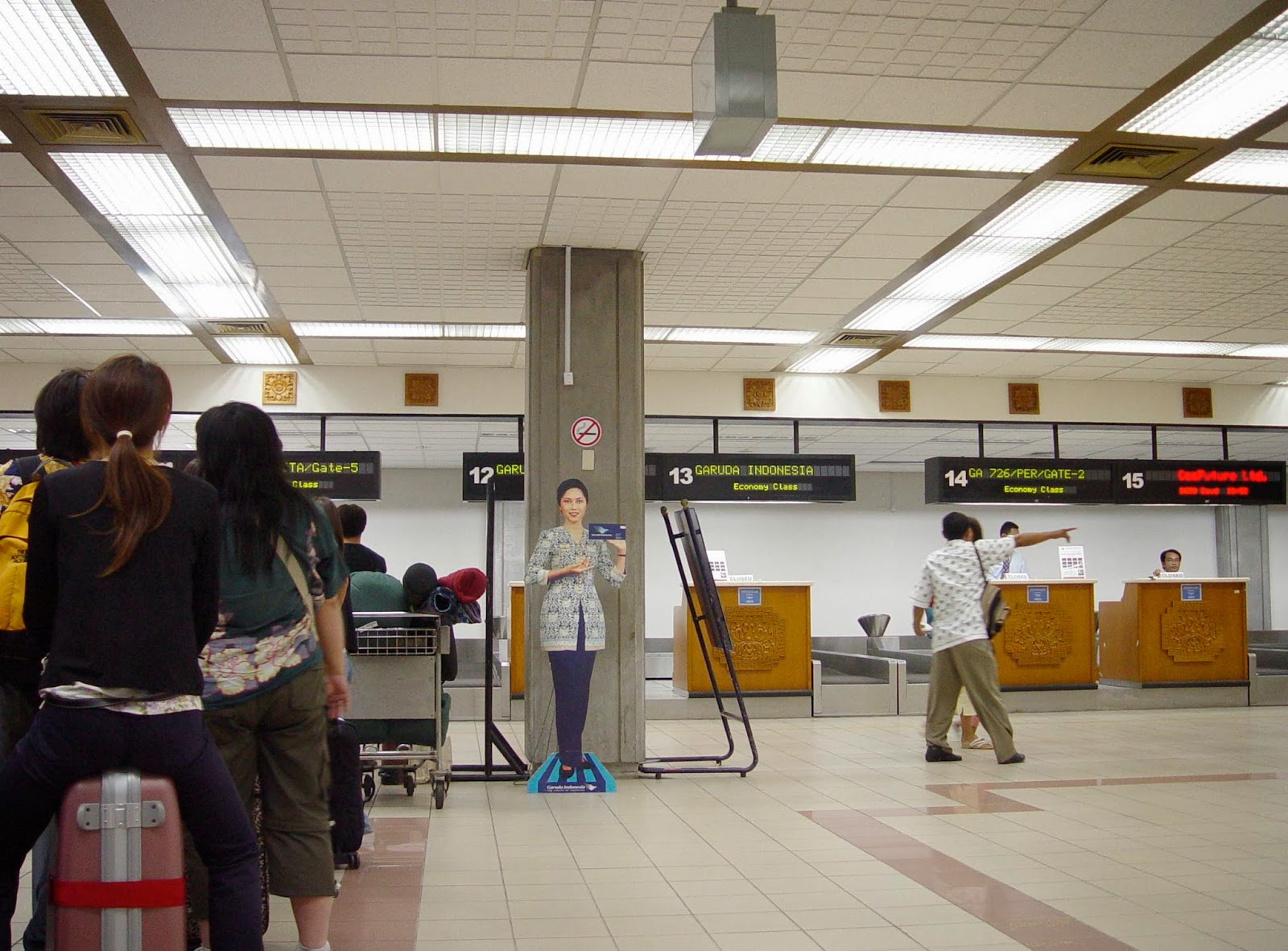 Things to Do When Arrival at Bali Denpasar Airport