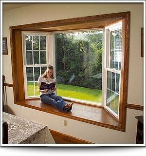 Fenesta the window experts where s the best place for a for Energy efficient bay windows