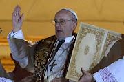 El argentino Jorge Mario Bergoglio, ahora ex arzobispo de Buenos Aires es el . papa bergoglio