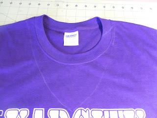 tshirt neckline redefined