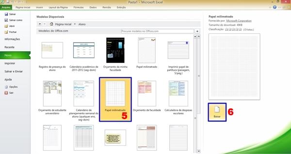 Você sabia que o Excel disponibiliza várias planilhas eletrônicas?