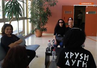 Η Δ.Αττική συμμετείχε δυναμικά στην Πανελλήνια αιμοδοσία της Χρυσής Αυγής