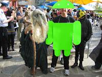 disfraz Android
