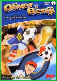 Los Supercampeones: La Seleccion Mundial Juvenil | 3gp/Mp4/DVDRip Latino HD Mega