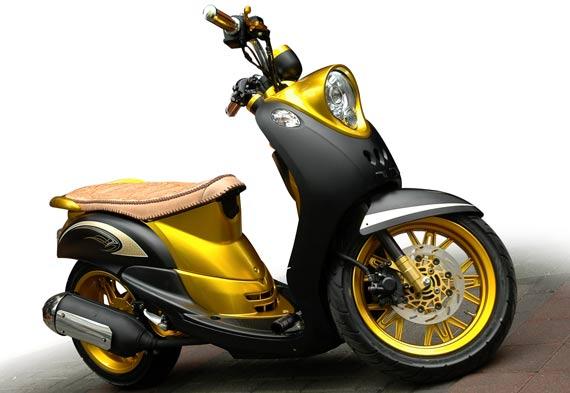 Foto Yamaha Vixion Keluaran Terbaru