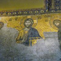 Φανερώνονται οι Άγιοι στην Αγια-Σοφιά!!!