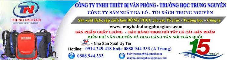 May Balo – Túi xách – Đồng Phục giá rẻ nhất 65K/Miễn phí giao hàng tận nơi toàn quốc