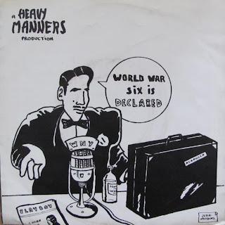 Heavy Manners (Belgium, 1979)