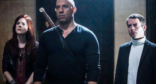 O ÚLTIMO CAÇADOR DE BRUXAS | Trailer, artes e imagens inéditas do épico de fantasia com Vin Diesel