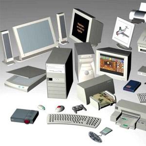 Pengenalan Teknologi Komputer - Komponen Komputer