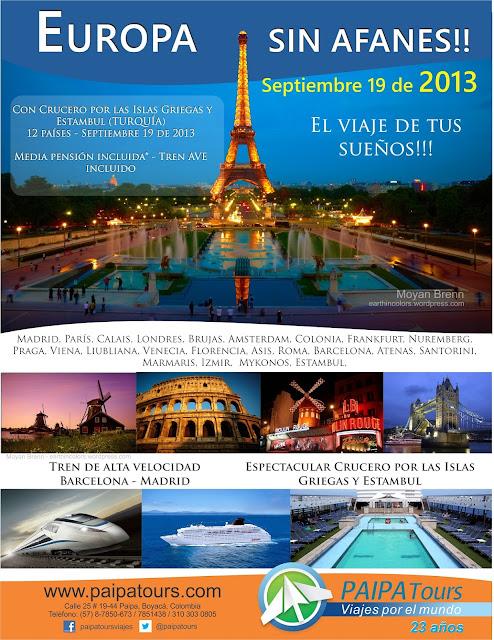Europa sin afanes el viaje de tus sue os - Viaje a zanzibar todo incluido ...