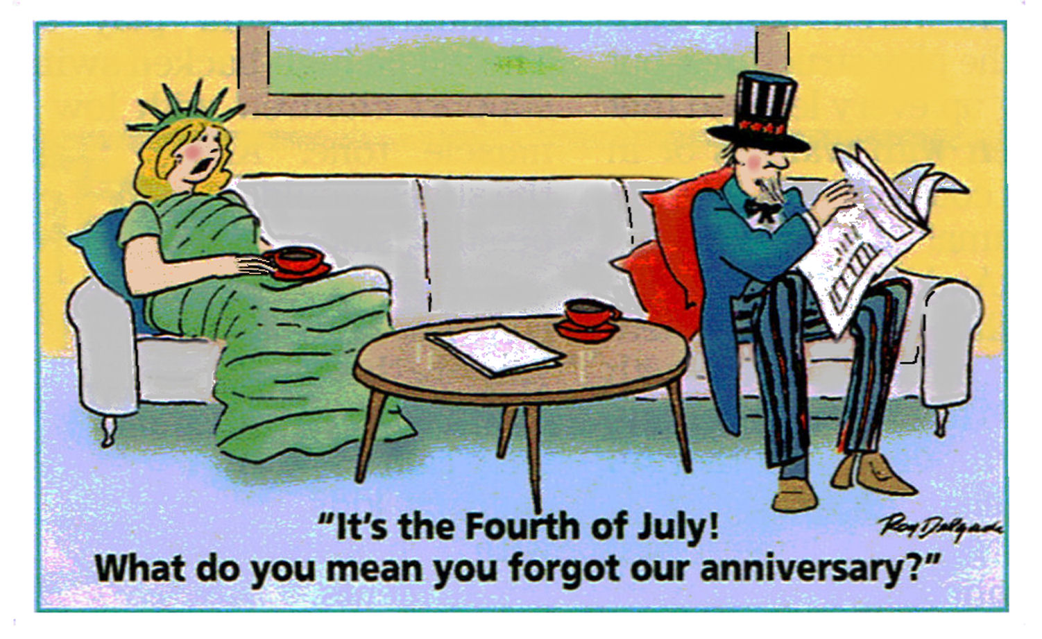 Happy fourth of july 2016 the citadel post by lex of sydney australia on jun 30 2016 at 605pm kristyandbryce Gallery