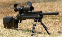 T93 sniper rifle