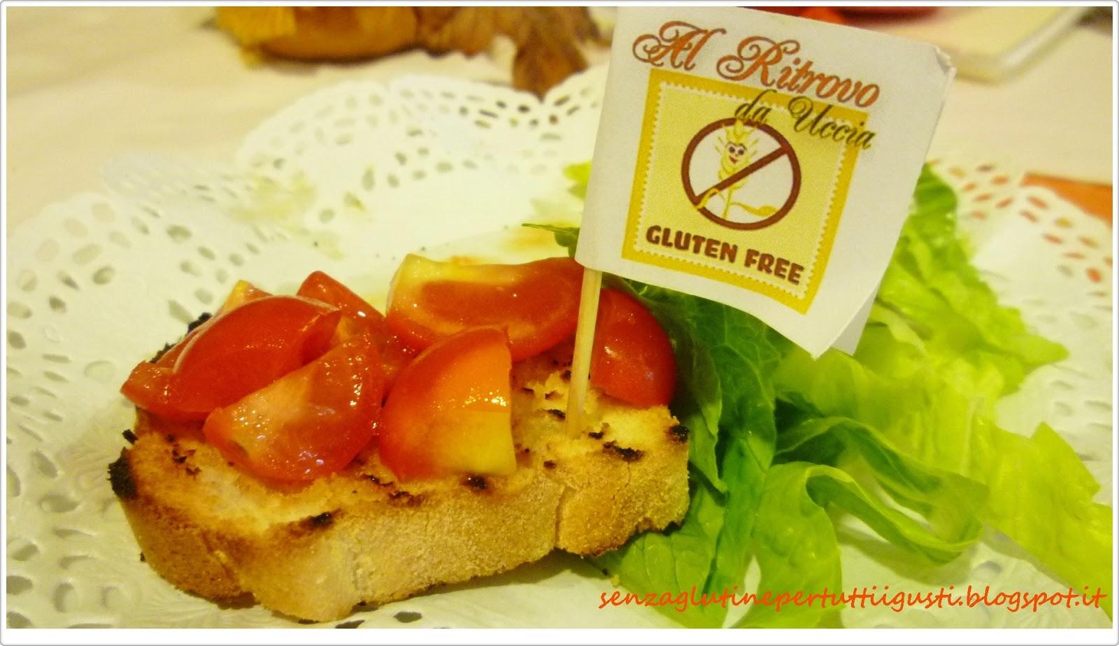 Senza Glutine Per Tutti I Gusti!: Ottima Cucina Romana Al Ritrovo Da  #BD3302 1600 924 Cucina Mediterranea Senza Glutine Pdf