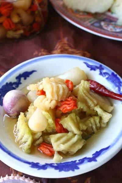 Vietnamese Salad Recipes - Dưa Món