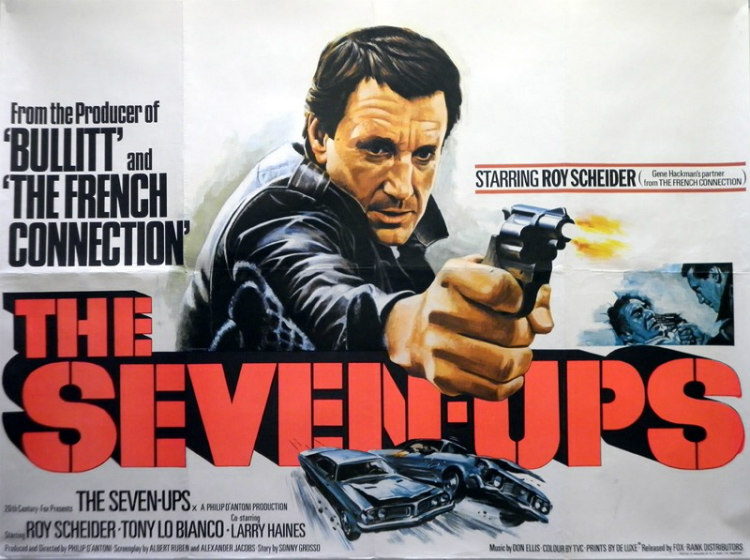 the seven-ups 1973 poster
