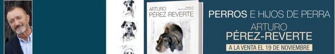 Último libro de Arturo Pérez-Reverte