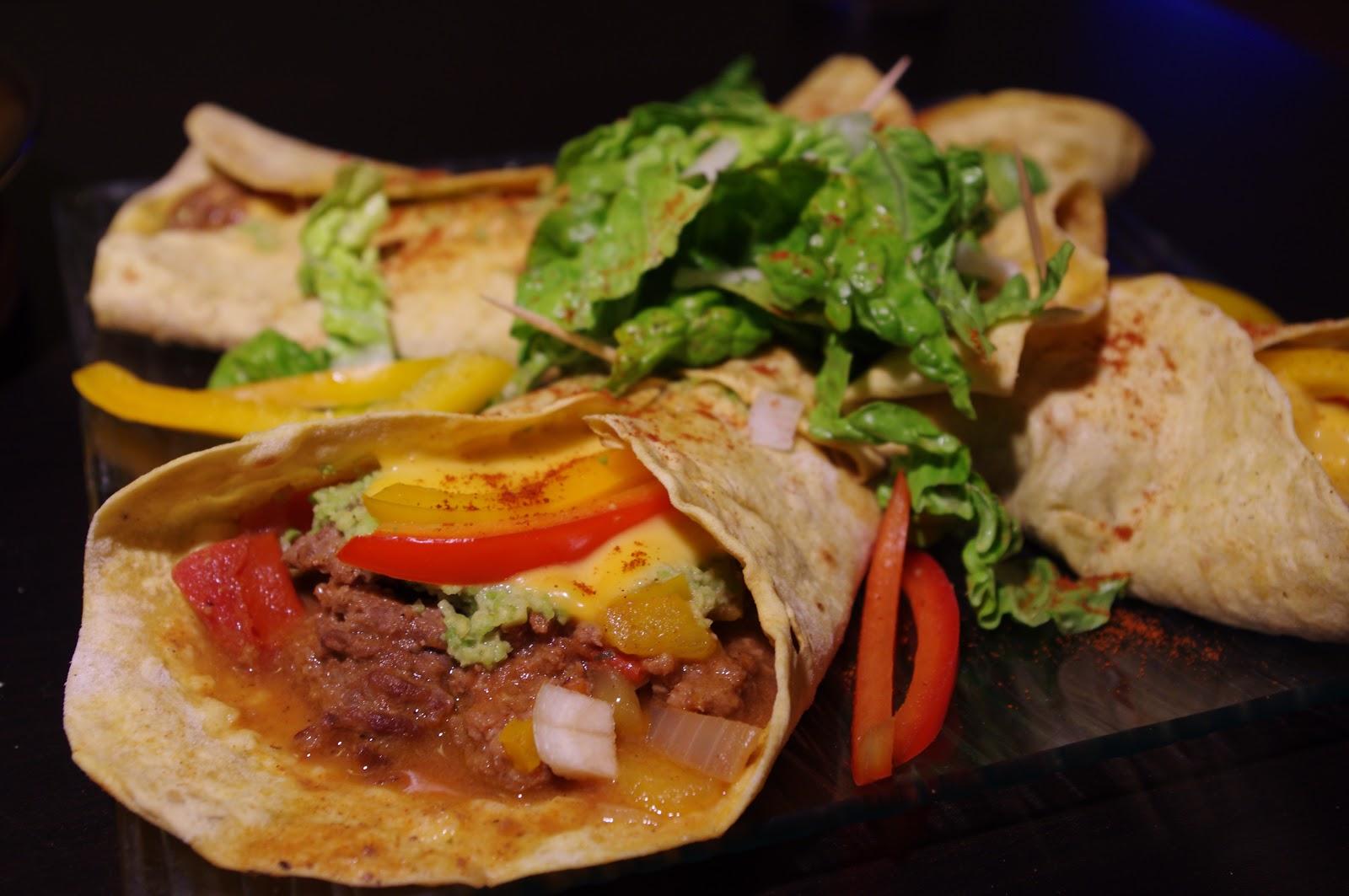 Recette repas mexicain blog cuisine - Cuisine mexicaine tortillas ...