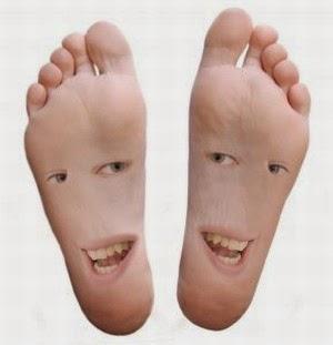 telapak kaki