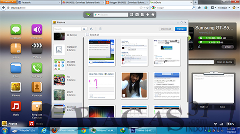 AirDroid for Android 3