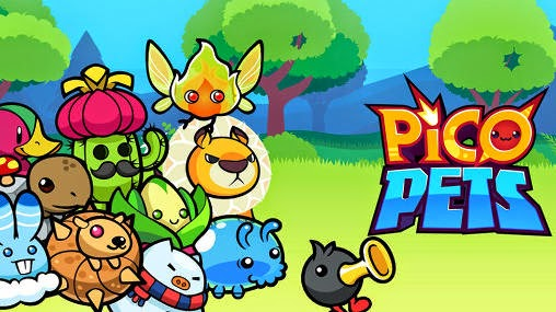 Pico Pets - Monster Battle Gameplay IOS / Android