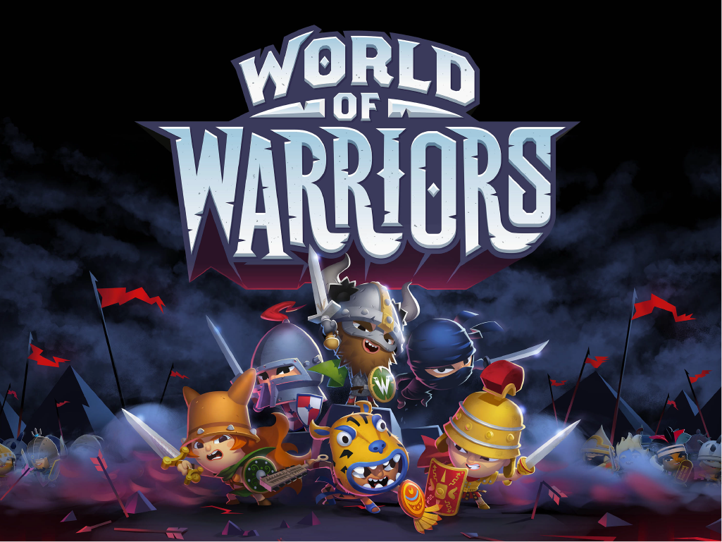 World of Warriors Apk Data Mod Unlimited Gems