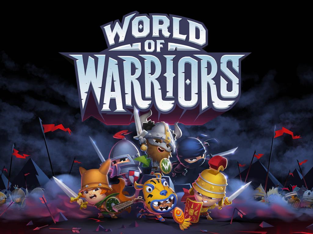 World of Warriors Apk Data Mod Unlimited Gems