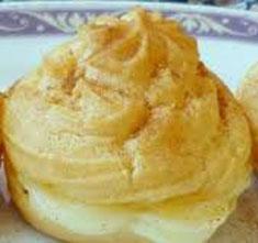Resep kue basah istimewa sus isi vla spesial mudah, praktis, legit, lezat, sedap, enak, nikmat