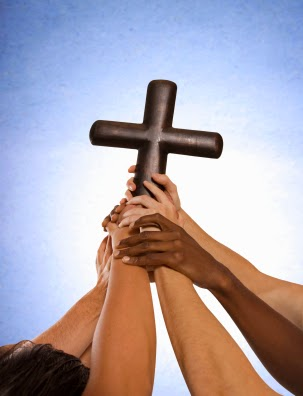Church unity - cross