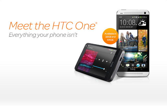 HTC One for $199 Launched By AT&T on April 19