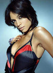 Rosario Dawson Hot Girl Leather