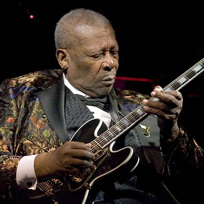 BB King obituary