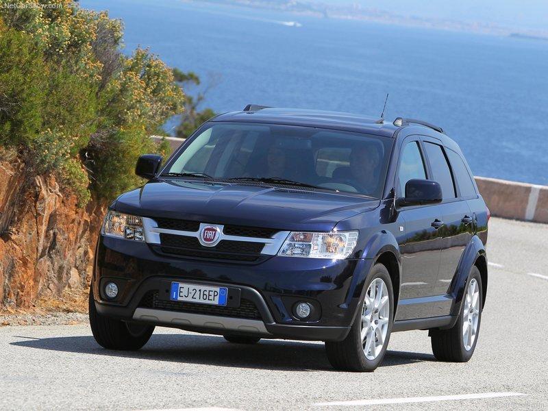 2012 Fiat Freemont