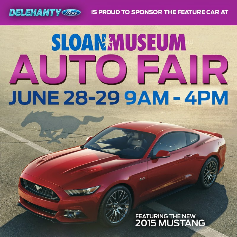 Join Us at the 42nd Sloan Museum Auto Fair!