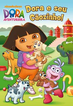 Dora a Aventureira – Dora e Seu Cãozinho – Dublado