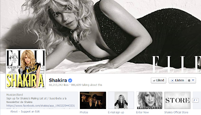 No.3 on Facebook: Most Popular People of June 2013