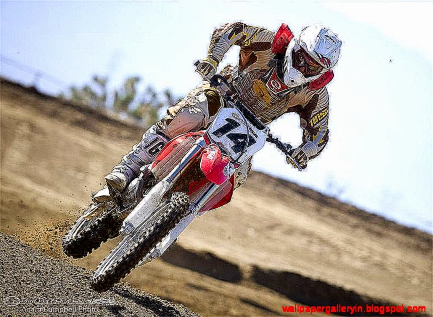 View Original Size Wallpaper And Calendar Gallery Honda Dirt Bike Wallpapers Image Source From This