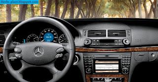 Mercedes e350 dashboard - صور تابلوه مرسيدس e350
