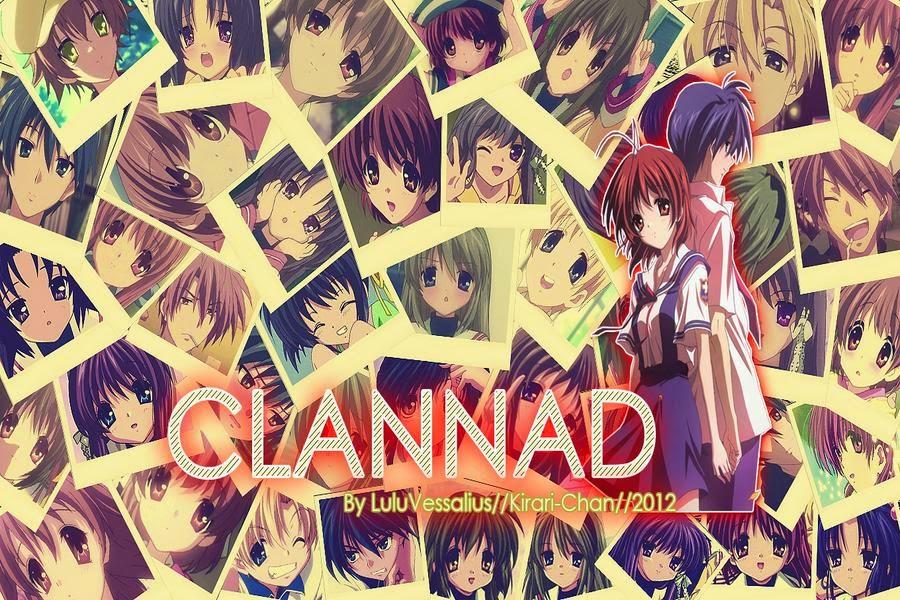 Anime, Clannad