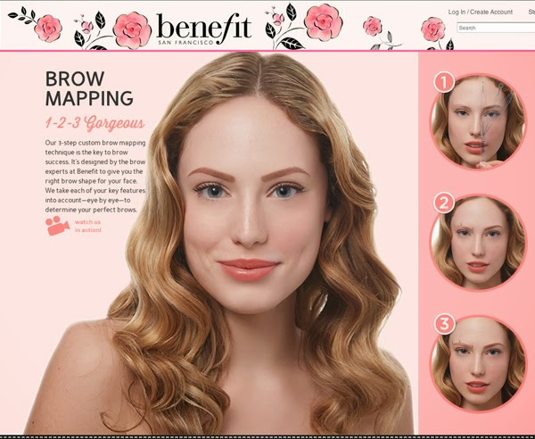 Peyton_Cast Images_Benefit Cosmetics