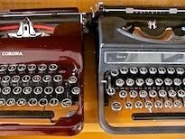 Corona Sterling vs. Olivetti Studio 42