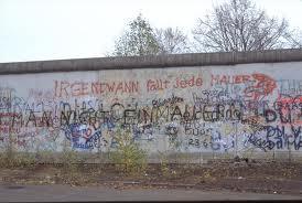 Irgendwann fällt jede Mauer