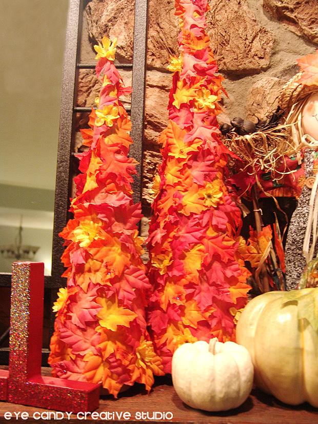 fall mantel decor, fall home decor, fall crafting, pumpkins, mantel decorating