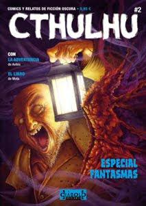 REVISTA CTHULHU #2 (2008)