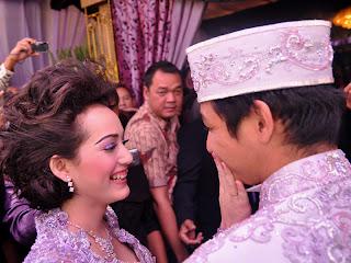 Pernikahan Pasha Ungu dan Adelia | Foto dan Video