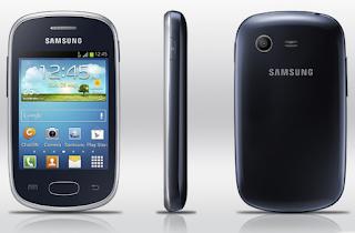 Samsung Galaxy Star S5280, Harga dan Spesifikasi