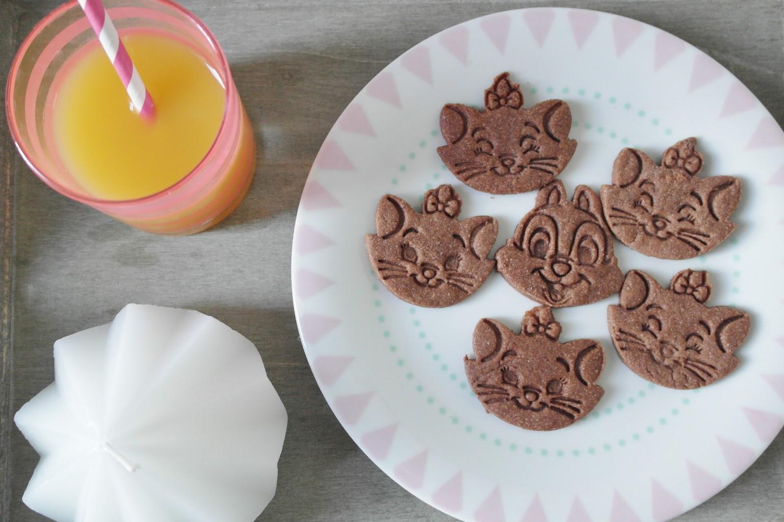 Sabl s au chocolat disney sugar town - Emporte piece oeuf au plat ...