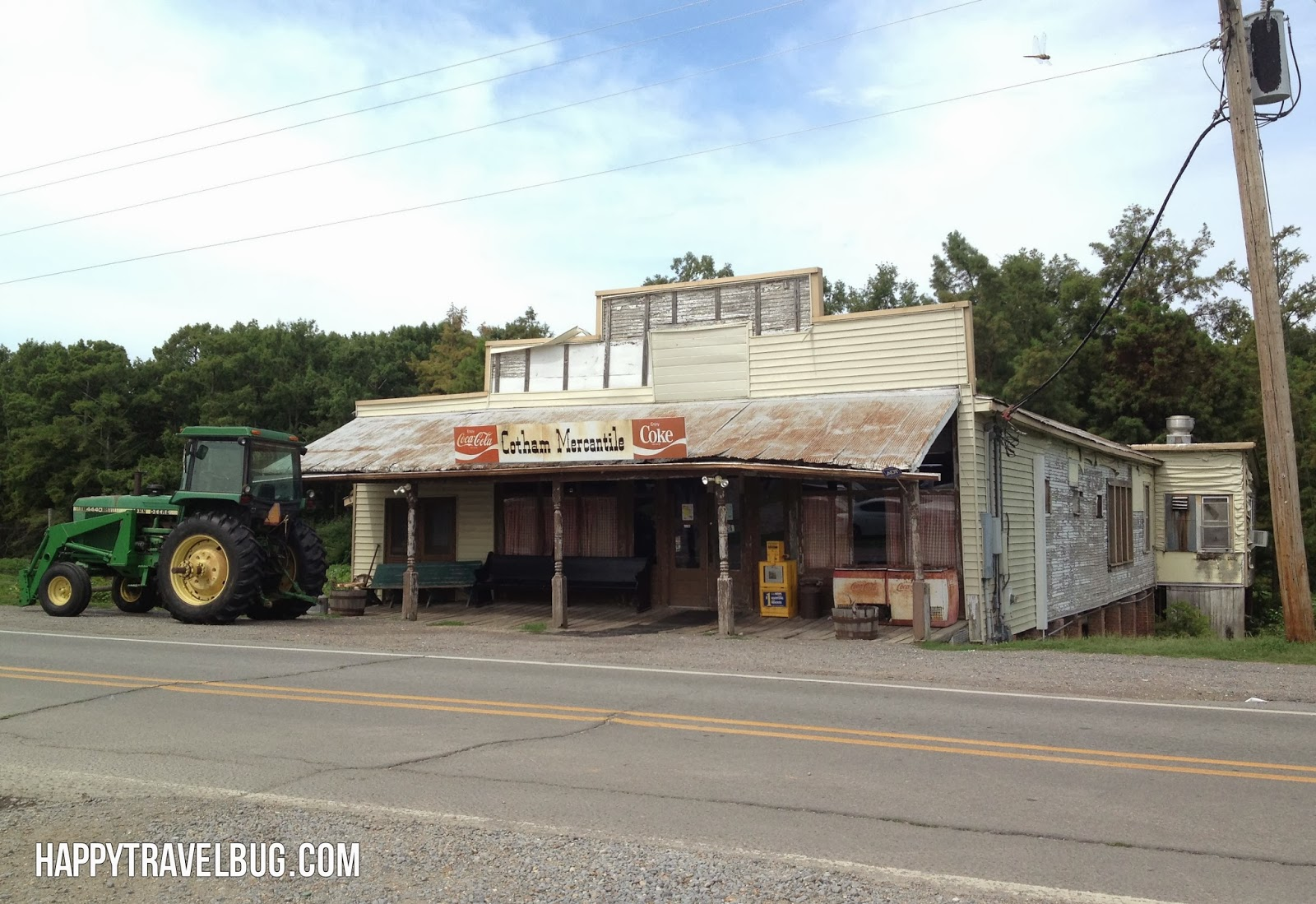 Cotham's Mercantile in Arkansas