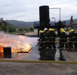 Pruebas fisicas oposiciones bomberos